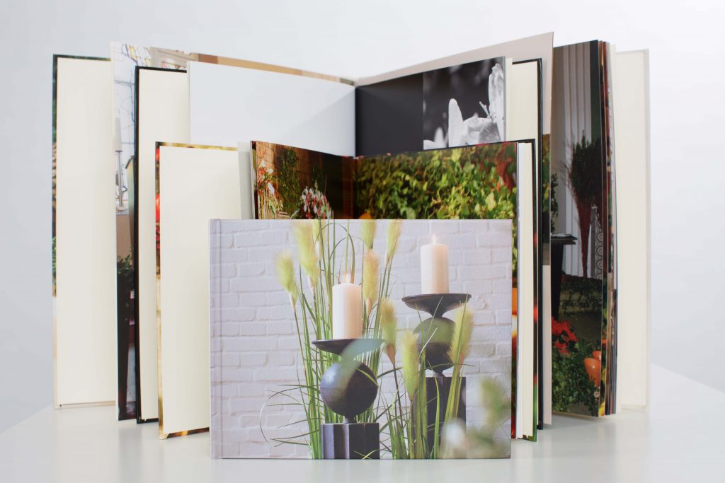 Fotobuch Druck Fotos Bestattung